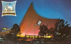 GM Futurama exhibit 1964 New York World's Fair