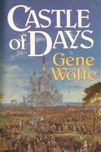 """The story """"Forlesen"""" in Gene Wolfe's """"Castle of Days"""""""