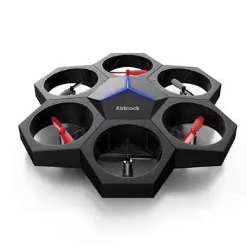 Makeblock Airblock Transformable Drone Hovercraft Robot