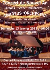 Concert de Nouvel An 2013