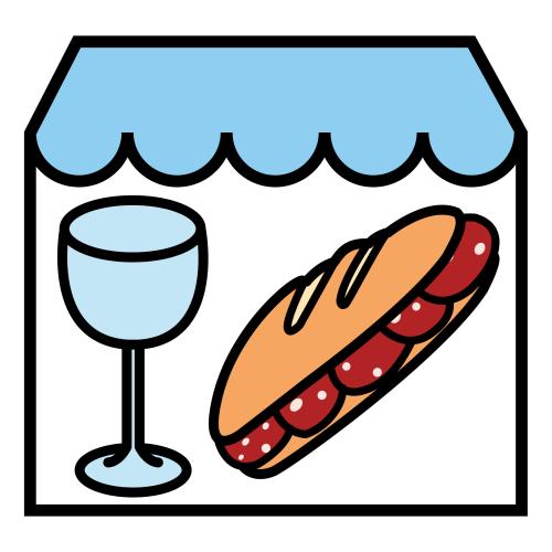 simbolo arasaac bar
