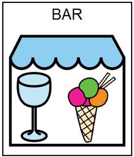 simbolo bar italiano