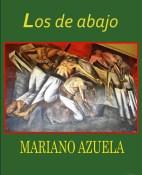 Los de abajo - Mariano Azuela portada