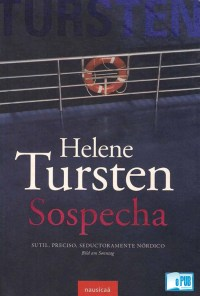 Sospecha - Helene Tursten portada
