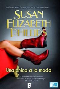 Una chica a la moda - Susan Elizabeth Phillips portada