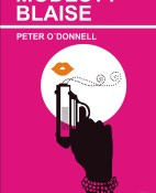 Modesty Blaise - Peter O'Donnell portada