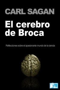 El cerebro de Broca - Carl Sagan portada