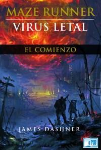 Virus Letal - James Dashner portada