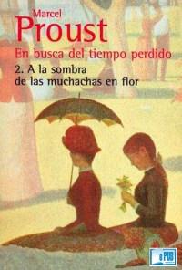 A la sombra de las muchachas en flor - Marcel Proust portada