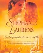 La propuesta de un canalla - Stephanie Laurens portada