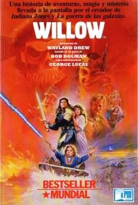 Willow - Wayland Drew portada