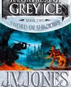 A Fortress of Grey Ice - J. V. Jones portada