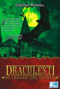Draculesti el legado del Diablo - Cristina Roswell portada