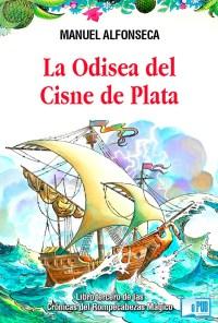 La odisea del cisne de plata - Manuel Alfonseca portada