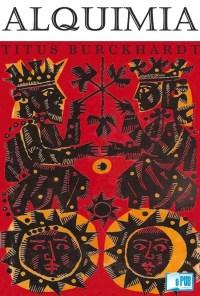 Alquimia - Titus Burckhardt portada