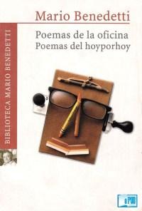 Poemas de la oficina Poemas del hoyporhoy - Mario Benedetti portada
