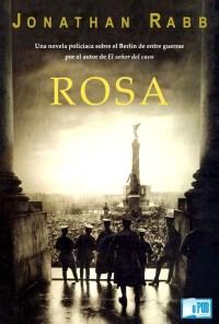 Rosa - Jonathan Rabb portada