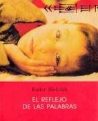 El reflejo de las palabras - Kader Abdolah portada