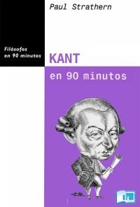 Kant en 90 minutos - Paul Strathern portada