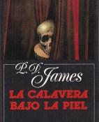 La calavera bajo la piel - P. D. James portada