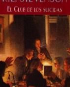 El club de los suicidas - Robert Louis Stevenson portada