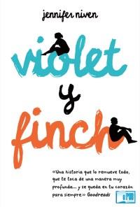 Violet y Finch - Jennifer Niven portada