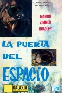 Marion Zimmer Bradley La puerta del espacio portada