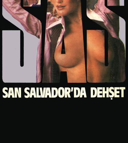 San Salvador'da Dehşet