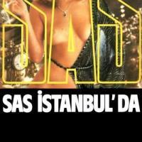 SAS / Sas İstanbul'da / Gerard De Villiers