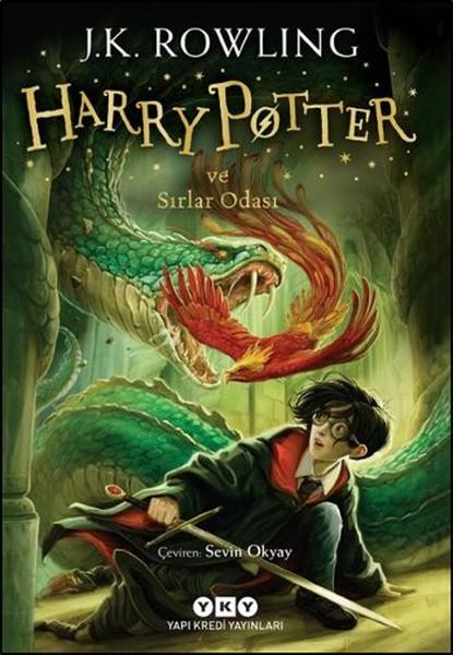 Harry Potter ve Sırlar Odası / J.K.Rowling
