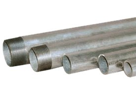 Galvanized Pipe Whole House Repipe