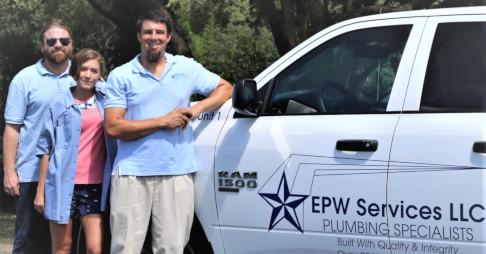 The San Antonio San Marcos EPW Services Crew