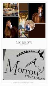 Luxury Equestrian Facility & Wedding Venue's Hunter/Jumper Logo Turns Heads at Thermal
