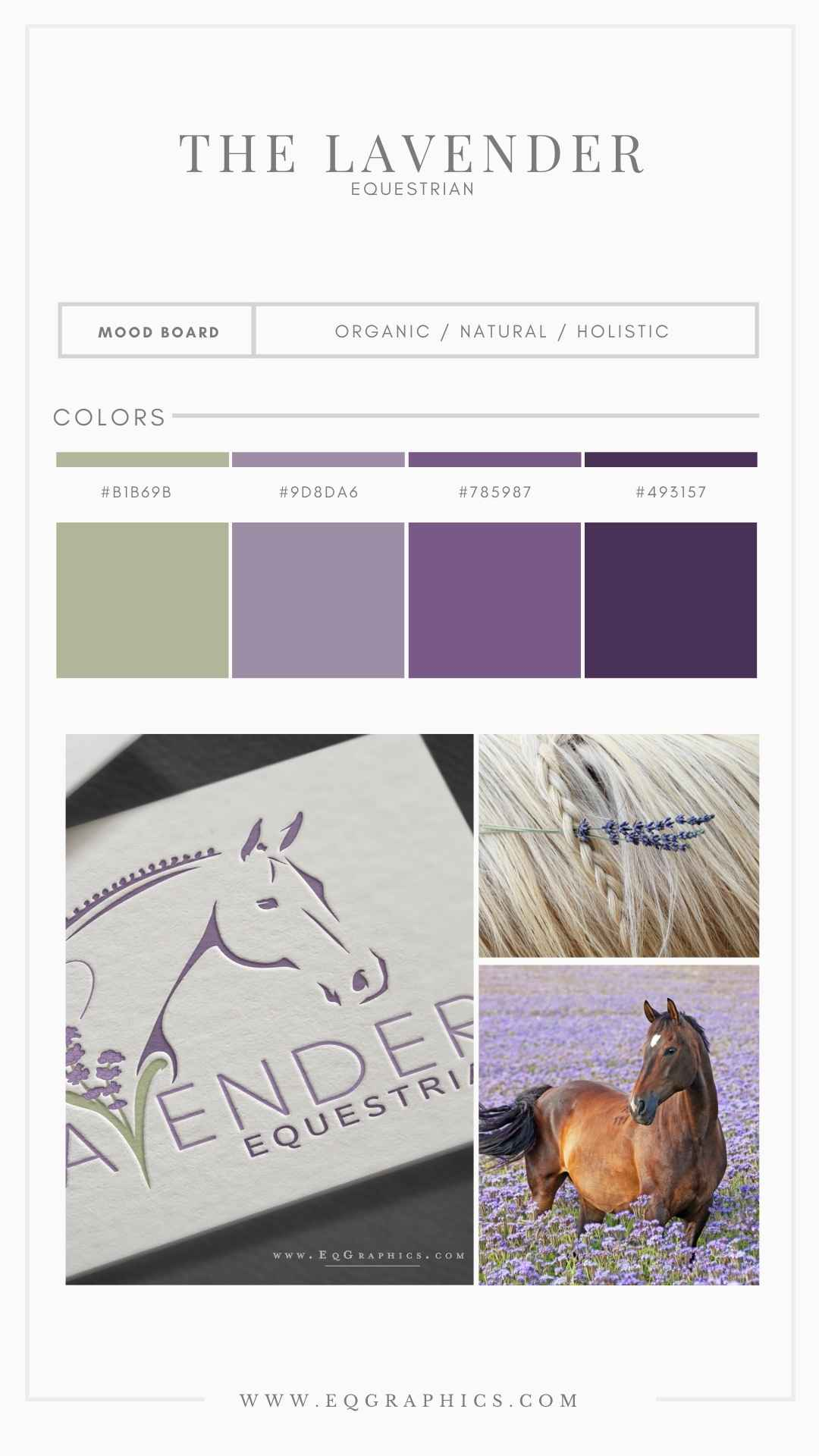 Show Your Clients What Your Equestrian Brand is All About With A Unique Custom Logo