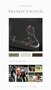 No Idea is Too Far-Fetched for Your Equine Business Logo