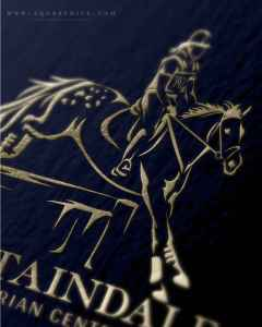 Tired of the Same Old Horse Logos? Take It to the Next Level with a Hand Drawn Design