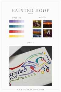 Want to Add Some Color to Your Equine Branding? Check Out This Jumper Logo Design