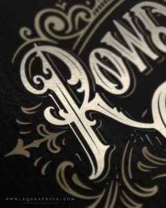Take Your Branding to the Next Level With Custom Hand Lettered Fonts In Your Logo