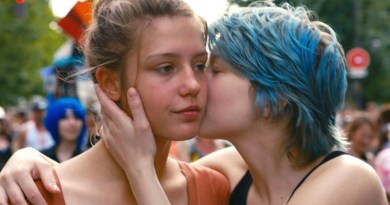 Lesbian movies: BLUE IS THE WARMEST COLOUR (2013)