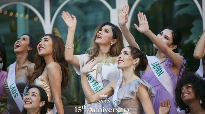 MISS INTERNATIONAL QUEEN 2020 CONTESTANTS