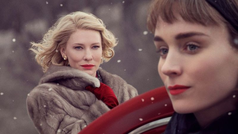 carol 2015 - Lesbian Coming Out Movies