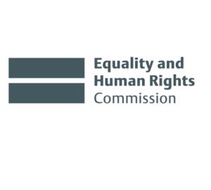 The EHRC logo.