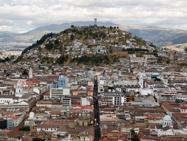 Quito possède le centre historique le mieux préservé d'amérique latine