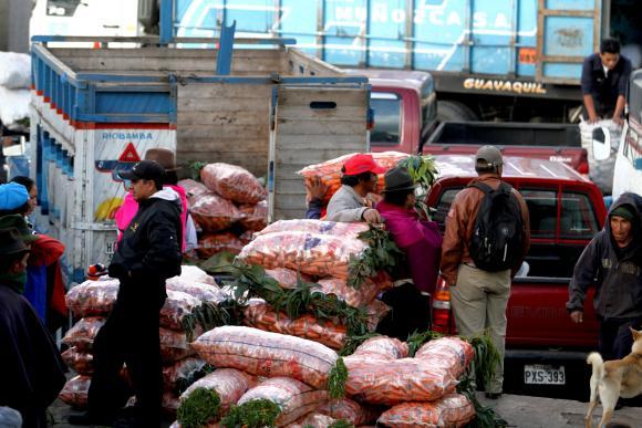 marché de guamote 5