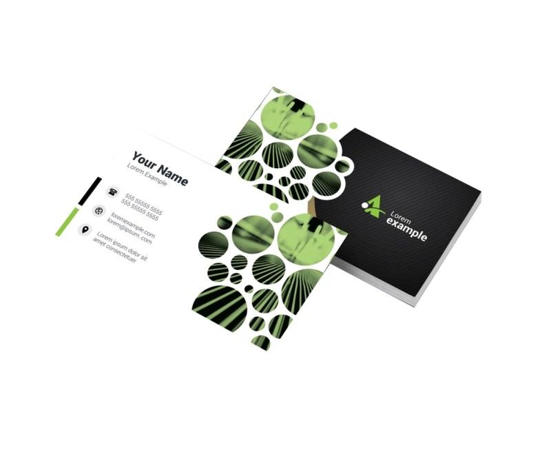 Matt Laminated Business Card Design Nuneaton