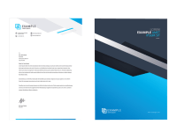 Letterhead Design and Print Leicester