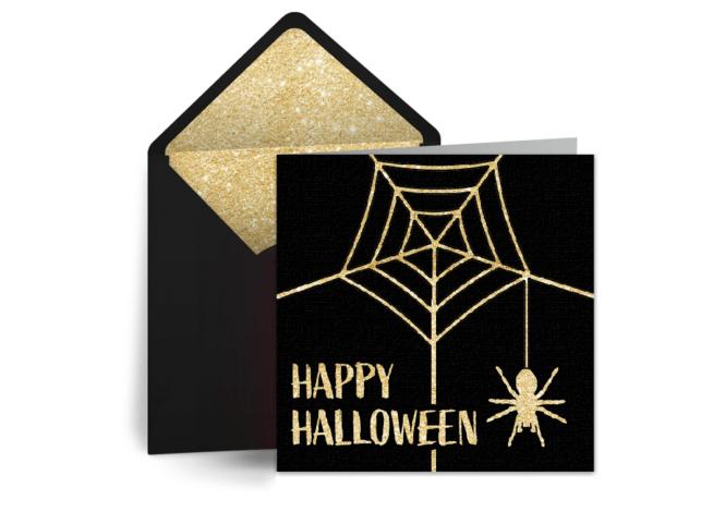 Folded Cards - Halloween Printing