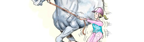 If only they could speak: Horse and Hound