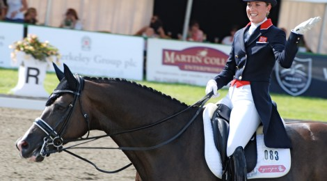 Touching videos on Valegro's retirement