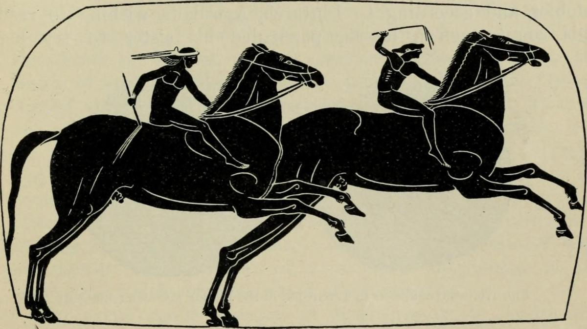Equestrian in the Ancient Olympics: Did you know?